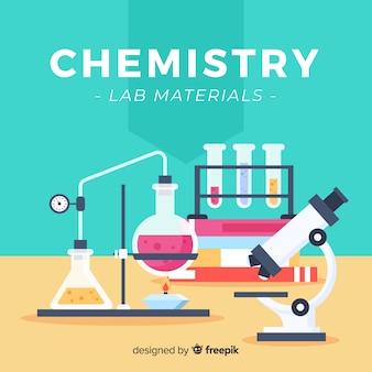 Химический фон