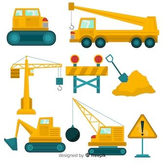 建設機械コレクション