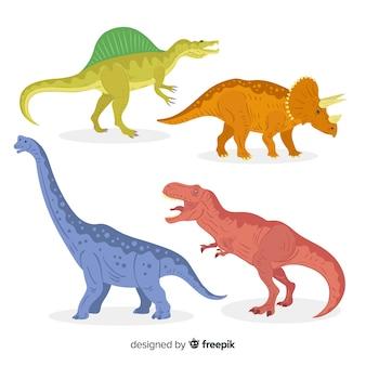 恐竜コレクション
