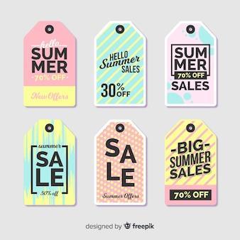 Коллекция летних распродаж