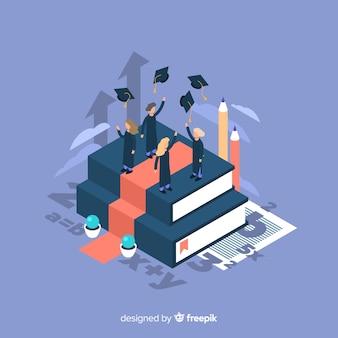教育要素を持つ等尺性大学の概念