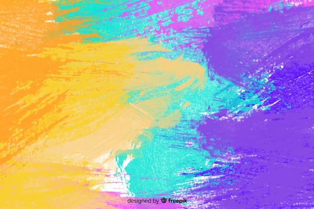 Абстрактная красочная акварель пятно фон