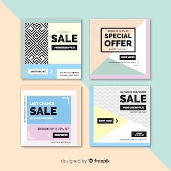 Продажа рекламных баннеров для социальных сетей