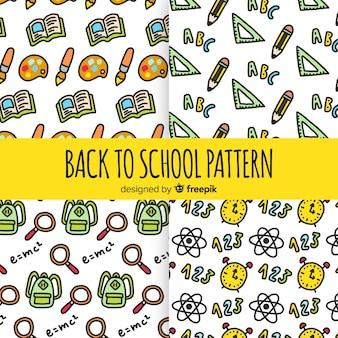 学校パターン集に戻る