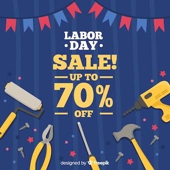 手描き労働日販売の背景