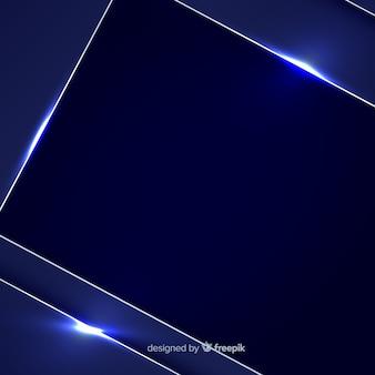 抽象的なメタリックブルーのテクスチャ背景