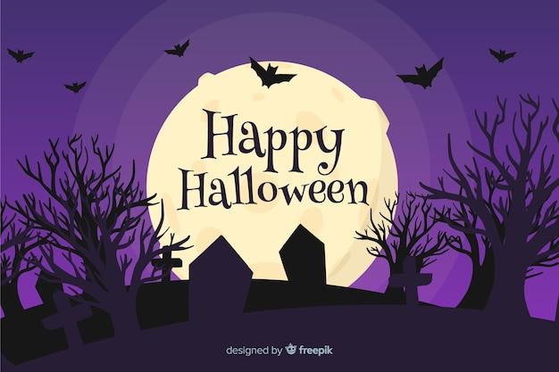 Ручной обращается фон для хэллоуина