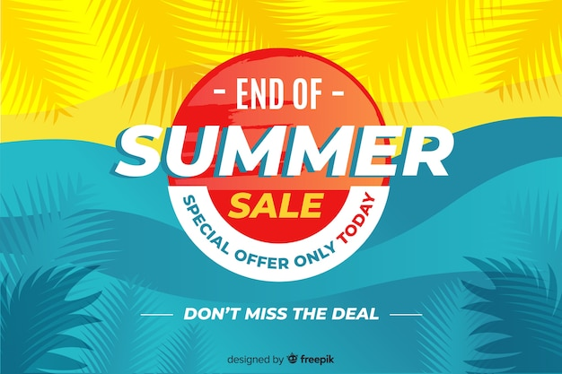 夏の販売終了の背景