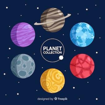 太陽系コレクションとは異なる惑星