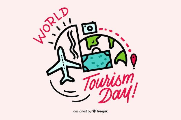 Всемирный день туризма надписи