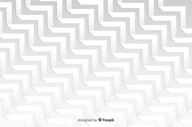 Фон геометрические фигуры в стиле бумаги