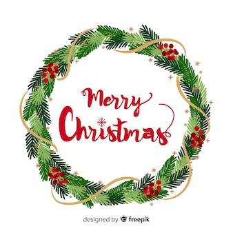 Красочные с рождеством надписи