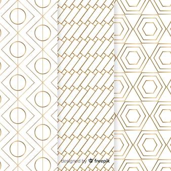 Роскошный набор геометрических узоров