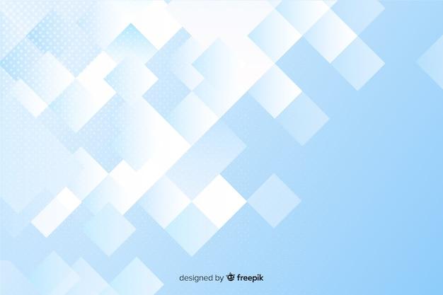 Абстрактные геометрические фигуры фон