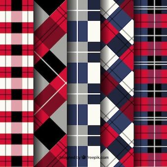 バッファローのシームレスパターンコレクション