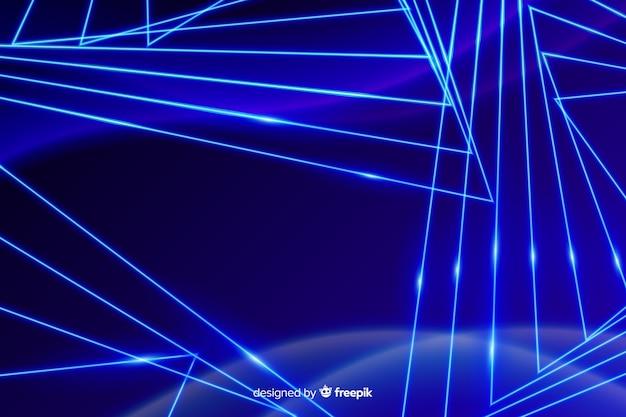抽象的な光の動きの背景
