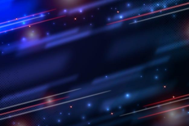 Фон абстрактный свет движения