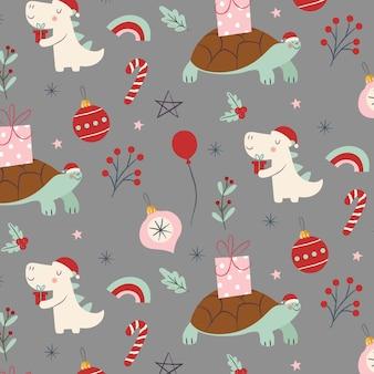 面白いクリスマスのパターン