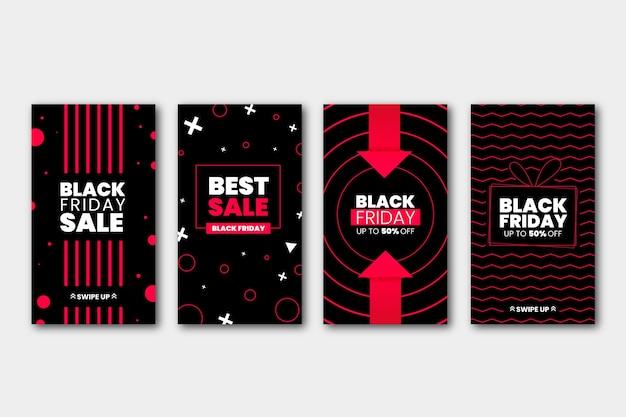 ブラックフライデーインスタグラムストーリーコレクション