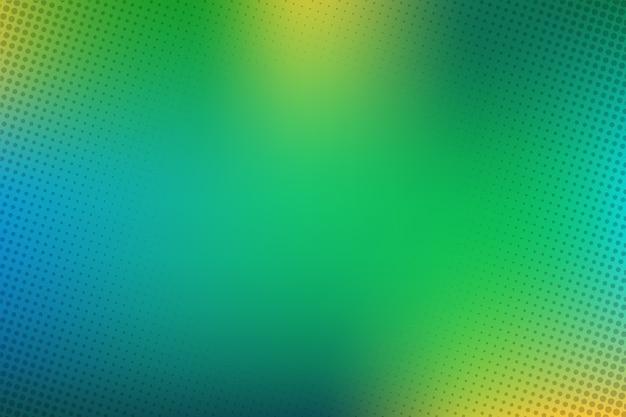 Зеленые тона градиента фона