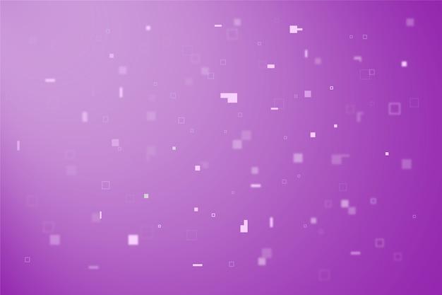 Фон абстрактный пиксель дождь