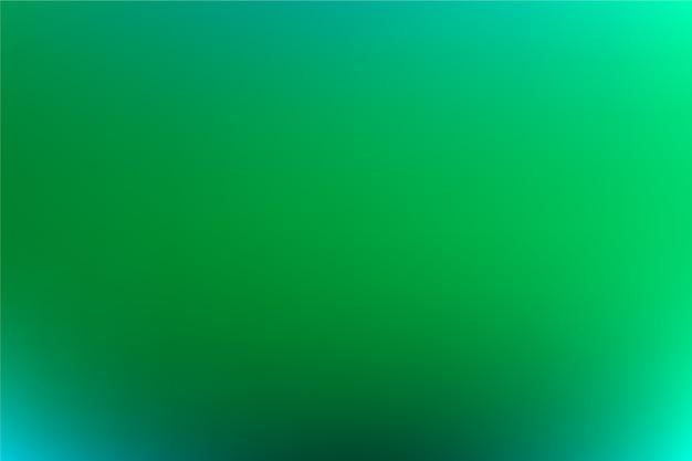 Градиентный зеленый фон
