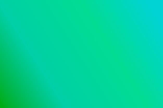 Фон в зеленых градиентных тонах