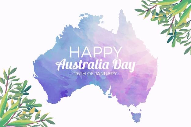 День акварели австралии