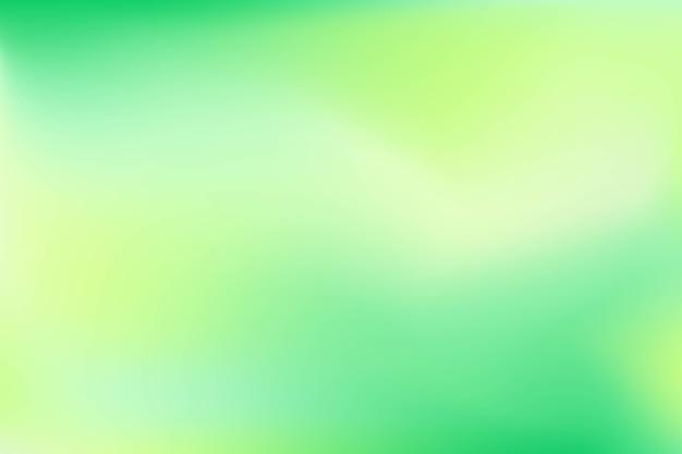 草の緑のグラデーショントーンの背景