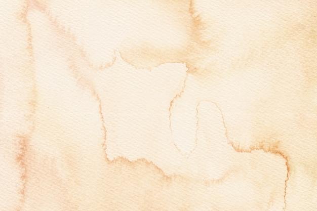 コピースペースで抽象的なパステル水彩背景