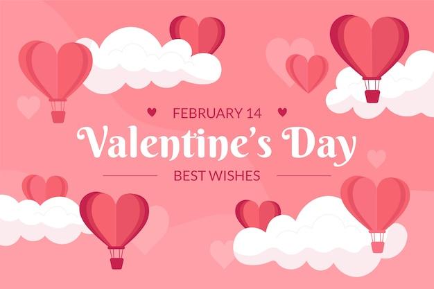 壁紙のバレンタインデーのテーマ
