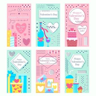 バレンタインの日の物語の品揃え
