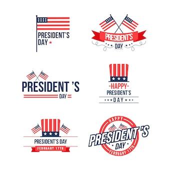 Коллекция президентов на день президентов