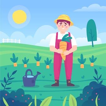有機農業のコンセプト