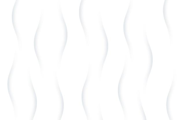 Элегантные белые фактурные обои
