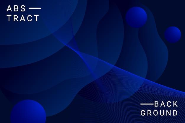 Абстрактная классическая синяя задница