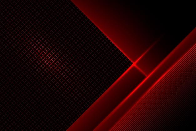エレガントな幾何学図形のスクリーンセーバー
