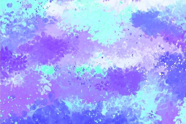 Абстрактный ручная роспись фона