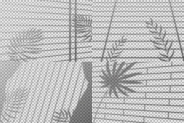 抽象的な影オーバーレイ効果テーマ