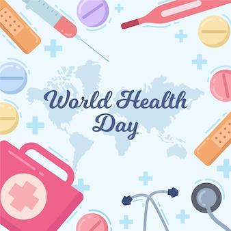Тема празднования всемирного дня здоровья