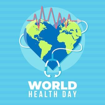 Тема мероприятия всемирного дня здоровья