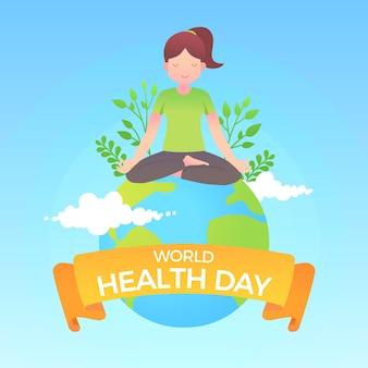 Концепция мероприятий всемирного дня здоровья