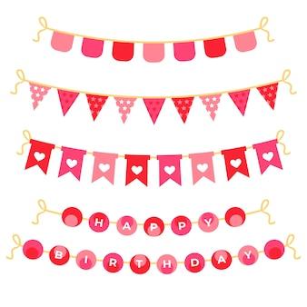 Концепция украшения вечеринки по случаю дня рождения