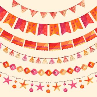 Дизайн декорации ко дню рождения