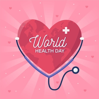 フラットワールド健康予防デー