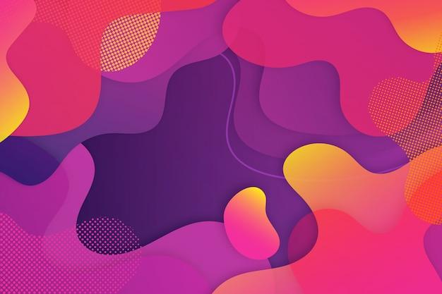 Красочный абстрактный фон дизайн