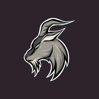 マスコットのロゴのコンセプト