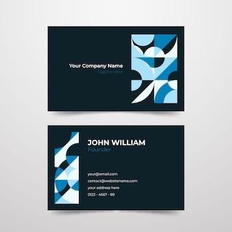 Фирменный брендинг в минималистском стиле