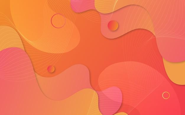 Фон абстрактный красочный