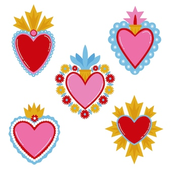 Коллекция священного сердца
